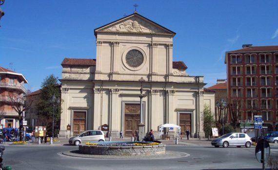 parrocchia san lorenzo giaveno